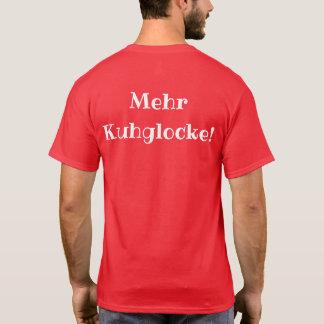 DMV Mehr Kuhglocke Shirt Dark
