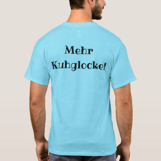DMV Mehr Kuhglocke Shirt Light