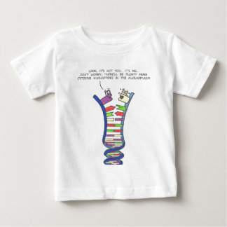 DNA Break-Up - Infant T-Shirt