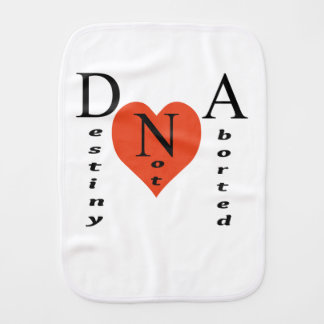 DNA BURP CLOTH