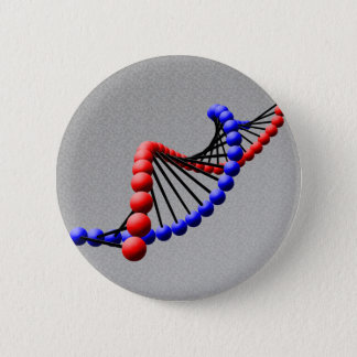 DNA - Double Helix Button