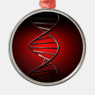DNA Double Helix Christmas Ornament