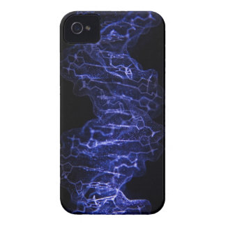 DNA Double Helix Science Blackberry Bold case