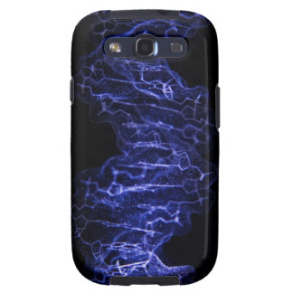 DNA Double Helix Science Samsung Galaxy case Galaxy S3 Cases