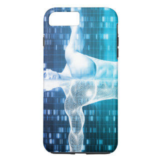 DNA Encoding and Genetic Code as a Science iPhone 7 Plus Case