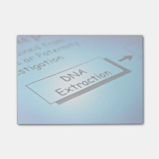 Dna Extraction Post-it® Notes