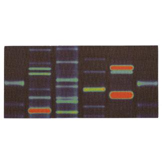DNA Flashdrive Wood USB Flash Drive