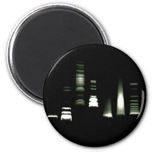 DNA Gel Electrophoresis Magnet