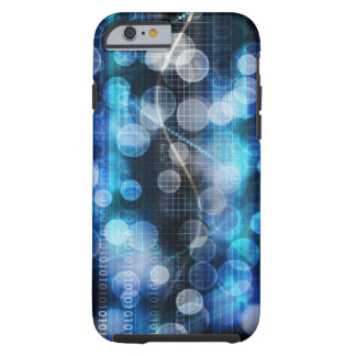 DNA Medical Science and Biotech Chemistry Genes Tough iPhone 6 Case