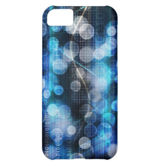 DNA Medical Science and Biotech Chemistry Genes iPhone 5C Case