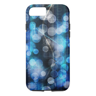 DNA Medical Science and Biotech Chemistry Genes iPhone 7 Case