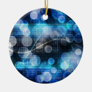 DNA Medical Science Christmas Ornament