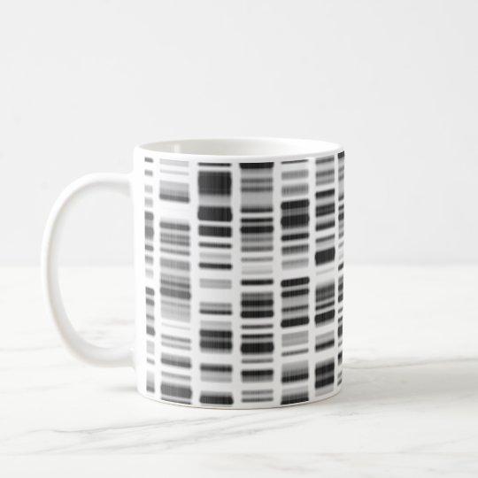 DNA Print - Coffee Mug
