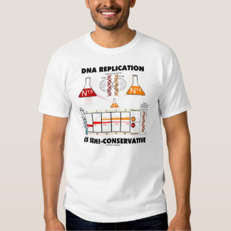 DNA Replication Is Semi-Conservative T Shirt