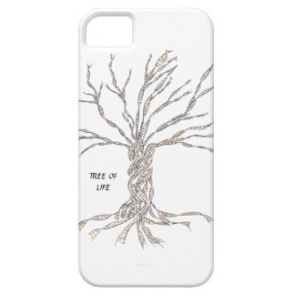 DNA TREE or Tree of Life iPhone 5 Case
