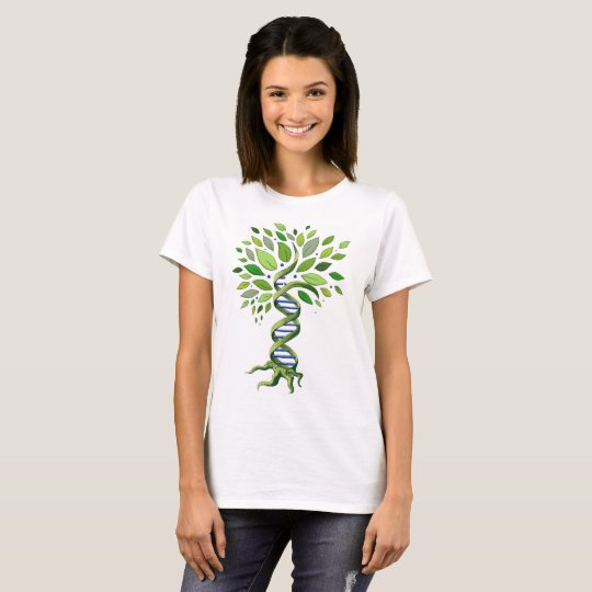 DNA Tree-Shirt T-Shirt