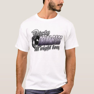 DnB DRUMnBASS t-shirt