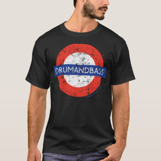 DnB Underground (distress) T-Shirt
