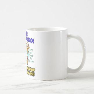 DNC Border Patrol Classic White Coffee Mug