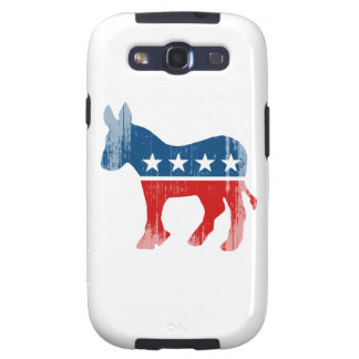 DNC - DEMOCRAT - DONKEY Faded.png Samsung Galaxy S3 Covers