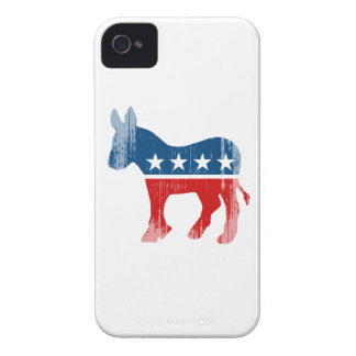 DNC - DEMOCRAT - DONKEY Faded.png iPhone 4 Case-Mate Case