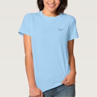 DND - I'm not your minion T-Shirt