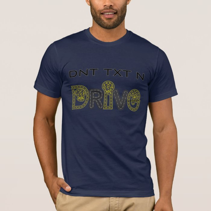 DNT TXT N Drive T-Shirt