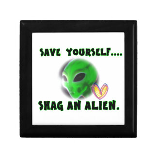 DO AN ALIEN GIFT BOX