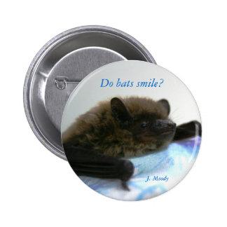 Do Bats Smile Buttons