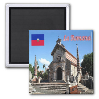 DO - Dominican Republic-La Romana Altos de Chavon Magnet