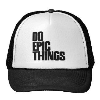 Do Epic Things Mesh Hats