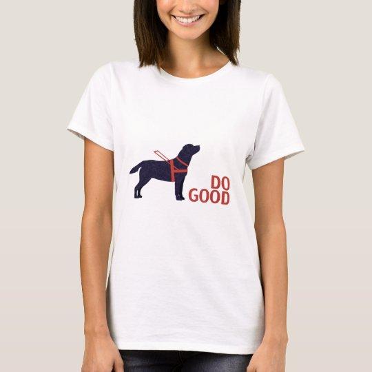 Do Good - Service Dog - Black Lab