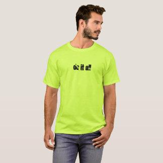 Do It All teeshirt T-Shirt