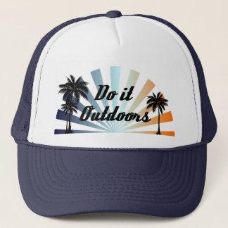 Do It Outdoors Summer Trucker Hat