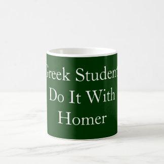 Do It With Homer mug