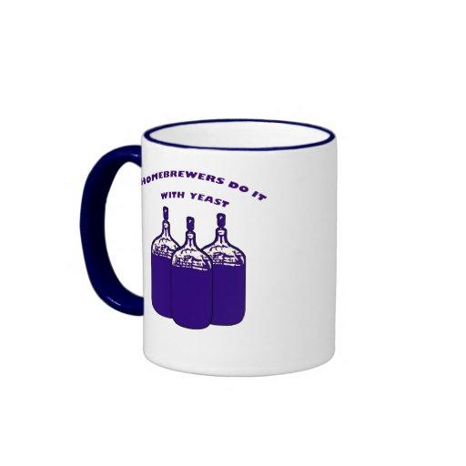 Do It With Yeast Coffee Mug