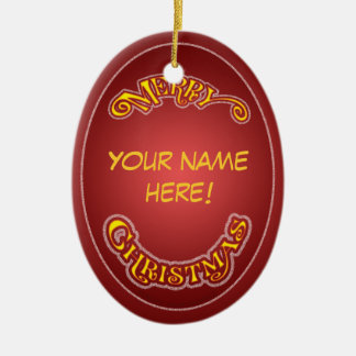 Do It Yourself Christmas Ornament
