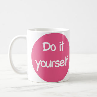 DO it Yourself cup logo