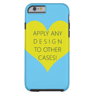 DO IT YOURSELF - iPhone6/6s Tough iPhone 6 Case