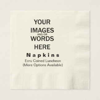 Do It Yourself - Paper Napkins