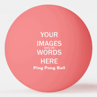 Do It Yourself - Ping Pong Ball