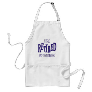 Do It Yourself Standard Apron