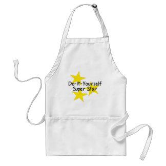 Do-It-Yourself Super Star Standard Apron
