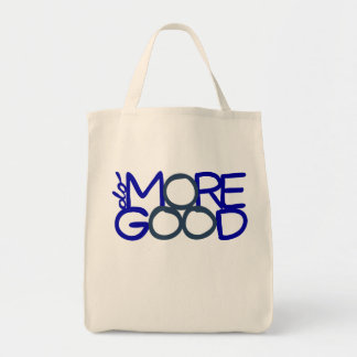 """""""Do More Good"""" Message Tote"""