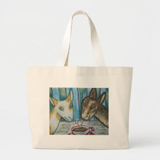 Do Nigerian Dwarf Goats Have Coffee? Tote Bag