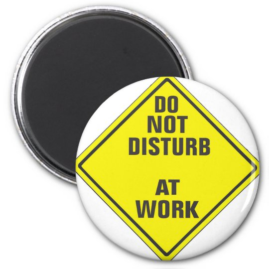 DO NOT DISTURB CUSTOM PRO SIGN FOR ANYONE