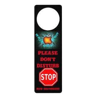 Do Not disturb door handle Door Hanger