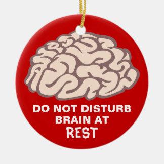 Do Not Disturb Door Hanger Ornament