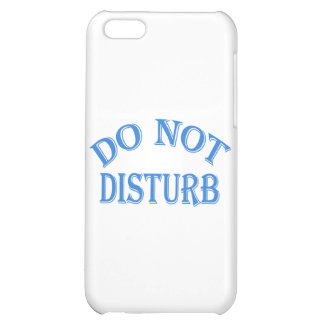 Do Not Disturb Case For iPhone 5C