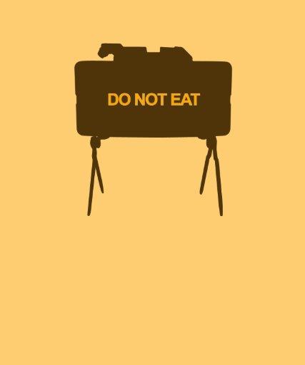 Do Not Eat Claymore Shirt